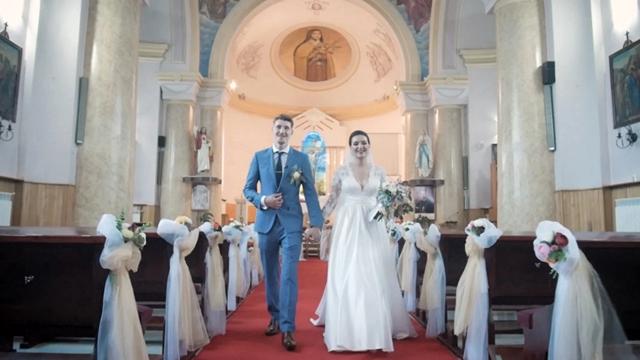 filmare nunta Roman Oana si Florin cameramani Suceava DIA-FILM videografie highlights